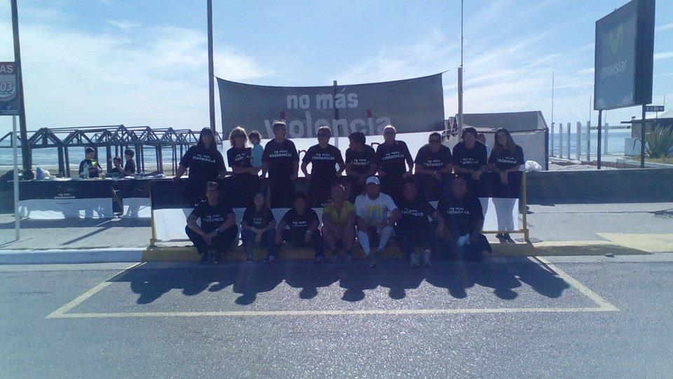 Carrera Solidaria en Puerto Madryn, Argentina