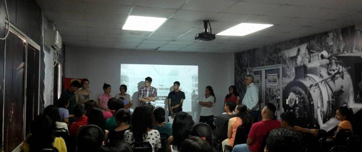 Capacitación de NMV en Progreso, Honduras