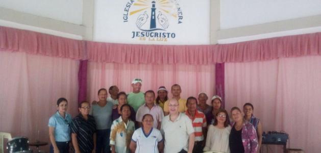 """""""Movilizados y no Paralizados"""", Conferencias NMV en Venezuela"""