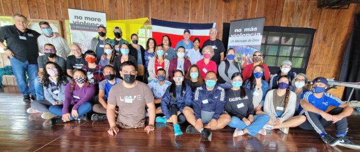 Capacitación Costa Rica Agosto 2021